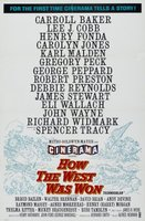 How the West Was Won movie poster (1962) picture MOV_ec61cd99
