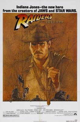 Raiders of the Lost Ark movie poster (1981) poster MOV_7f64efda