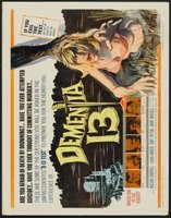 Dementia 13 movie poster (1963) picture MOV_7f725136