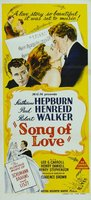 Song of Love movie poster (1947) picture MOV_7f76b808