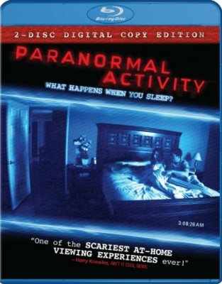 Paranormal Activity movie poster (2007) poster MOV_7f7857cf