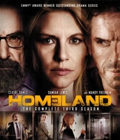 Homeland movie poster (2011) picture MOV_7f79df26