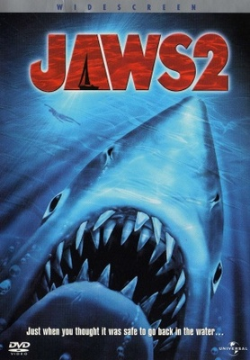 Jaws 2 movie poster (1978) poster MOV_7f7a0dc9