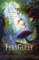 Fern Gully movie poster (1992) picture MOV_7f7c9073