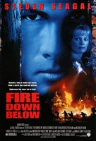 Fire Down Below movie poster (1997) picture MOV_7f819c7a
