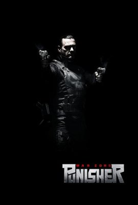Punisher: War Zone movie poster (2008) poster MOV_7f81f84d