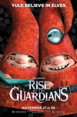 Rise of the Guardians movie poster (2012) poster MOV_7f82ad88