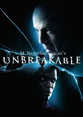 Unbreakable movie poster (2000) poster MOV_7f82f65c
