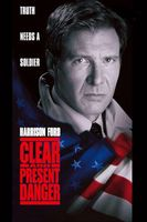 Clear And Present Danger movie poster (1994) picture MOV_7f83cedf