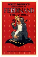 Ferdinand the Bull movie poster (1938) picture MOV_7f8847e3