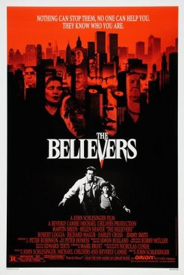 The Believers movie poster (1987) poster MOV_7f8cf570
