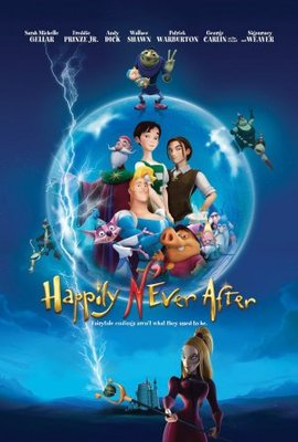 Happily N'Ever After movie poster (2007) poster MOV_7f94a94b