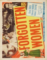Forgotten Women movie poster (1949) picture MOV_7f9ce352