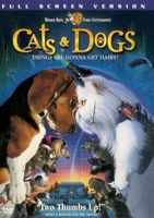 Cats & Dogs movie poster (2001) picture MOV_7f9e0c0e