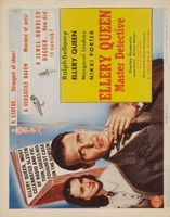 Ellery Queen, Master Detective movie poster (1940) picture MOV_7f9eb005