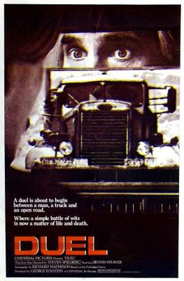 Duel movie poster (1971) poster MOV_7fa537e2