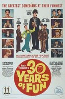 30 Years of Fun movie poster (1963) picture MOV_7fa82fe2