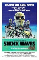 Shock Waves movie poster (1977) picture MOV_7fb8f5f3