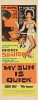 My Gun Is Quick movie poster (1957) picture MOV_7fb990d9