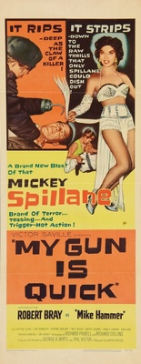 My Gun Is Quick movie poster (1957) poster MOV_7fb990d9