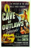 Cave of Outlaws movie poster (1951) picture MOV_7fbc9671