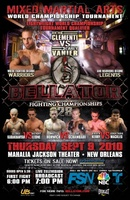 Bellator Fighting Championships movie poster (2009) picture MOV_7fc06840