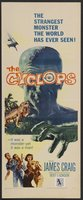 The Cyclops movie poster (1957) picture MOV_7fd0ea49