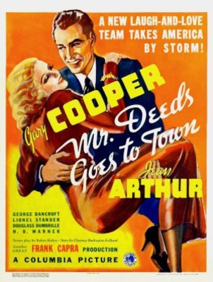 Mr. Deeds Goes to Town movie poster (1936) poster MOV_7fd50e5a