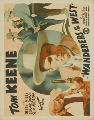Wanderers of the West movie poster (1941) poster MOV_7fd527be