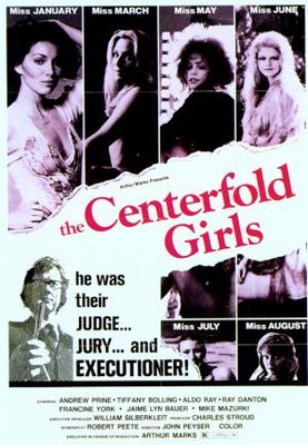 The Centerfold Girls movie poster (1974) poster MOV_7fdeb157
