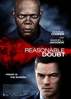 Reasonable Doubt movie poster (2014) picture MOV_7fe70bc6