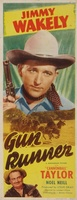 Gun Runner movie poster (1949) picture MOV_7fe9fdc2