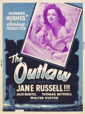 The Outlaw movie poster (1943) poster MOV_7fea4fb9