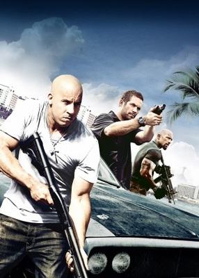 Fast Five movie poster (2011) poster MOV_7fead08b