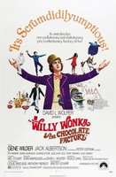Willy Wonka & the Chocolate Factory movie poster (1971) picture MOV_7fed0770