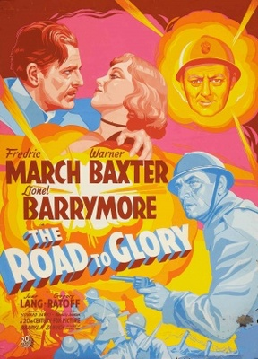 The Road to Glory movie poster (1936) poster MOV_7fedb9c0