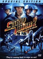 Starship Troopers 2 movie poster (2004) picture MOV_7fef553d
