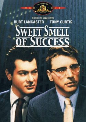 Sweet Smell of Success movie poster (1957) poster MOV_7ff6adbf