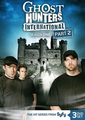 Ghost Hunters International movie poster (2008) poster MOV_7ffc4d77