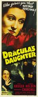 Dracula's Daughter movie poster (1936) picture MOV_7ffd2abc