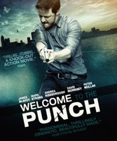 Welcome to the Punch movie poster (2013) picture MOV_c1957d4e