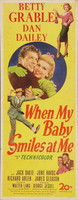 When My Baby Smiles at Me movie poster (1948) picture MOV_7224b3ed