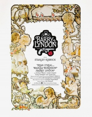 Barry Lyndon movie poster (1975) poster MOV_8001f409