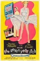 The Seven Year Itch movie poster (1955) picture MOV_800b8b4c