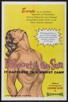 Hideout in the Sun movie poster (1960) picture MOV_80195d85