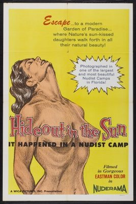 Hideout in the Sun movie poster (1960) poster MOV_80195d85