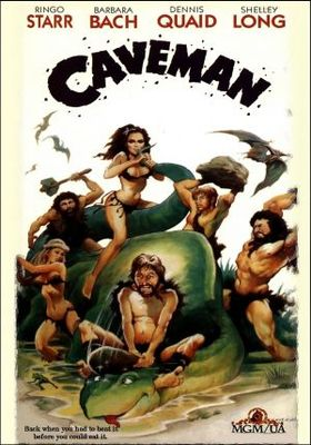 Caveman movie poster (1981) poster MOV_801f8337