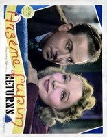 Arsène Lupin Returns movie poster (1938) picture MOV_80229705