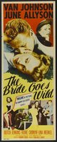 The Bride Goes Wild movie poster (1948) picture MOV_80244219