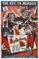 The Mysterious Mr. M movie poster (1946) picture MOV_802e31f9